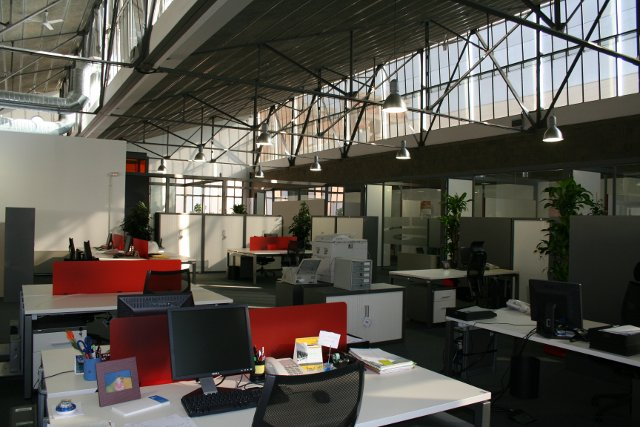Instalaci n dom tica en unas oficinas corporativas for Oficinas sabadell madrid
